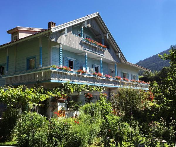 Fotos de l'hotel: Naturkräuterhaus Eder, Iselsberg