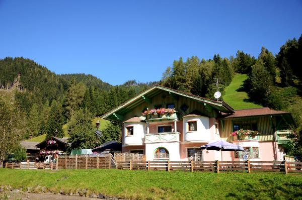 Fotos do Hotel: Appartements Baumanngut, Wagrain