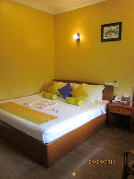 Superior Double Room  Free Airport Pick up