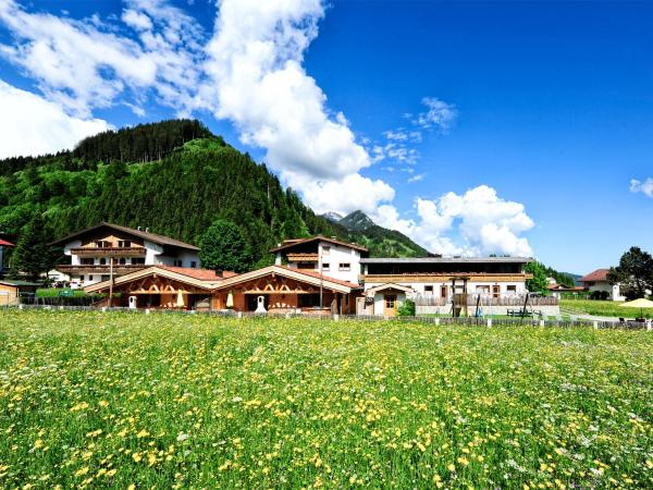 Fotos do Hotel: Appartements & Chalets Wiesenruh, Bichlbach