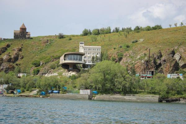 Hotellikuvia: Sevan Writers House, Sevan