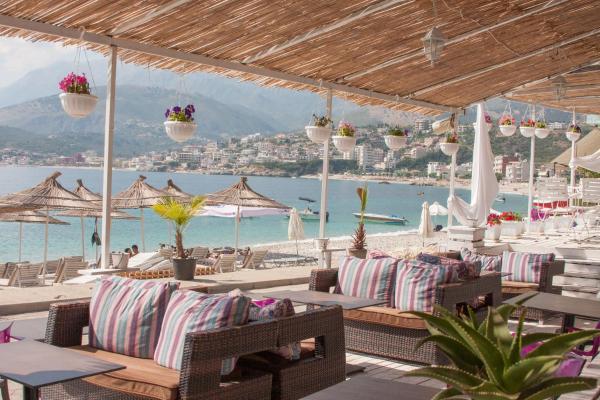 Hotellikuvia: Ammos Bed and Breakfast, Himare