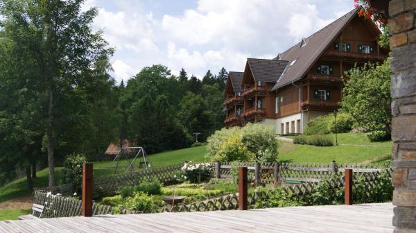 Hotellikuvia: Der Klugbauer, Sommereben