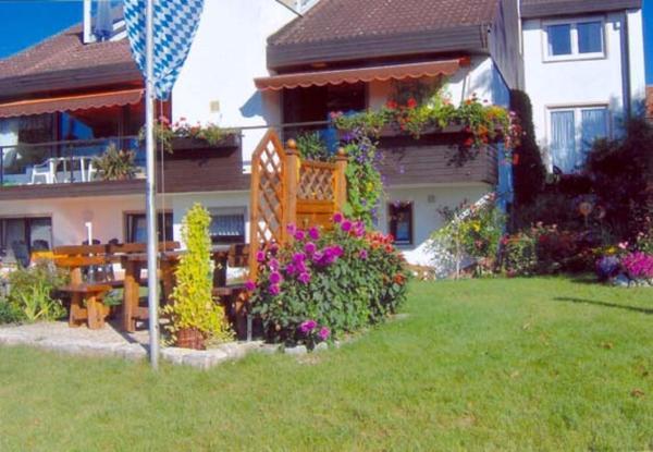 Hotelbilleder: Ferienwohnung Panoramablick, Ihrlerstein