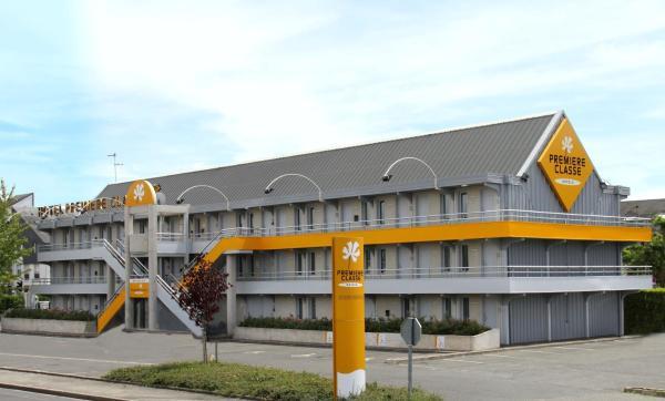 Hotel Pictures: Premiere Classe Tours Sud - Chambray Lès Tours, Chambray-lès-Tours