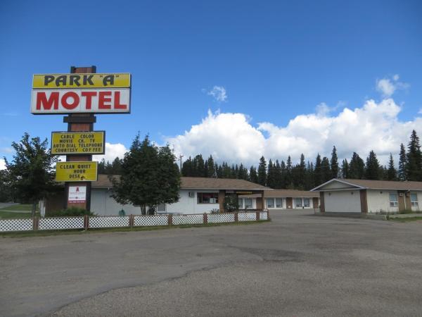 Hotel Pictures: Park A Motel, Edson