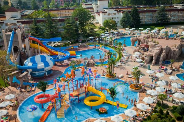 Hotel Pictures: DIT Evrika Beach Club Hotel - All Inclusive, Sunny Beach
