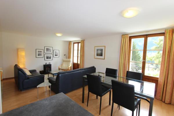 Hotel Pictures: Rosat 4, Chateau-dOex