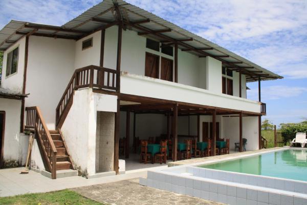 Hotel Pictures: Solo Mar Ecolodge, Las Peñas