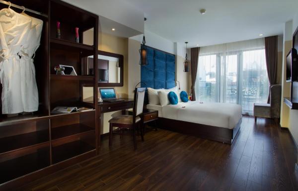 酒店图片: Hanoi Trendy Hotel & Spa, 河内