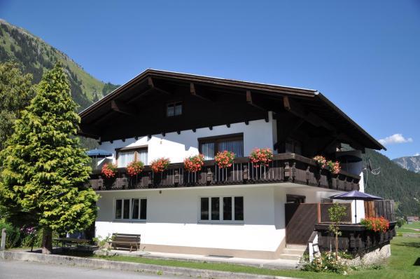 Hotelbilleder: Ferienwohnung Armin Knitel, Holzgau