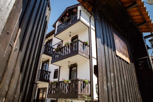 Fotos do Hotel: Topalovi Guest House, Zlatograd