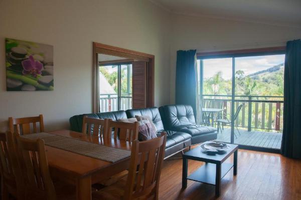 酒店图片: #41 Korora Palms - 2 Bedroom Bure, 科夫斯港