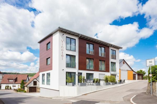 Hotelbilleder: Vinotel Heinz J. Schwab, Bretzfeld