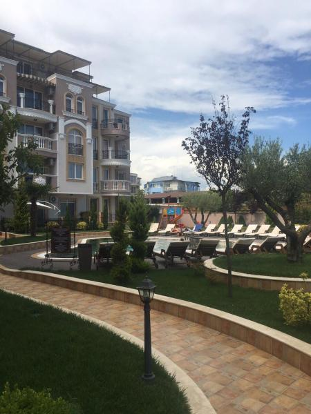 ホテル写真: Mellia Residence Apartments, ラヴダ