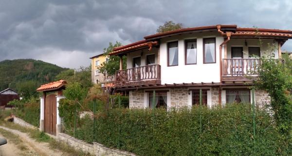 ホテル写真: Guest House Elitsa, Davidovko