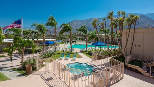 Fotografie hotelů: Days Inn Palm Springs, Palm Springs