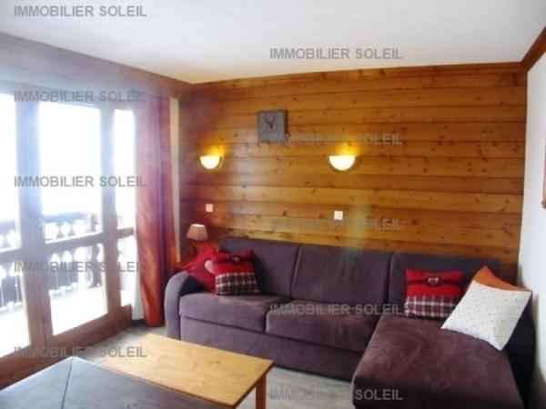 Hotel Pictures: Rental Apartment Athamante - Valmorel Iii, Valmorel