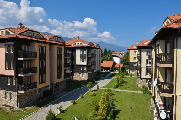 Фотографии отеля: Hotel Bojur & Bojurland Apartment Complex, Банско