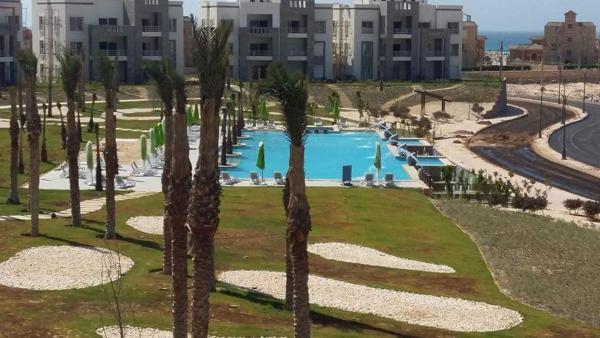 Hotel Pictures: Apartment and Villas in Blumar Sidi Abdel Rahman, El Alamein