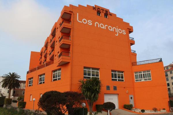 Hotel Pictures: Hotel Los Naranjos, Revolta