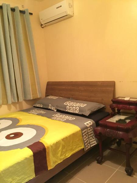 Chambre Double avec Toilettes Communes