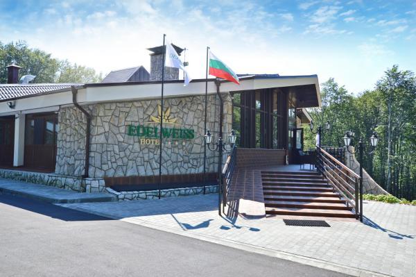 酒店图片: Hotel Edelweiss, Shipka
