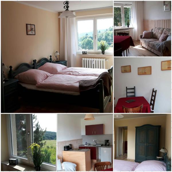 Hotel Pictures: Ferienwohnung Wolf, Gräfenroda