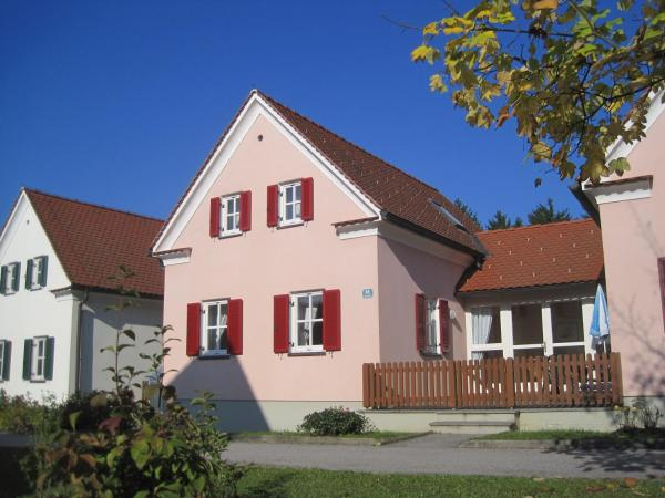 Hotelbilleder: Ferienhaus Bad Waltersdorf, Bad Waltersdorf