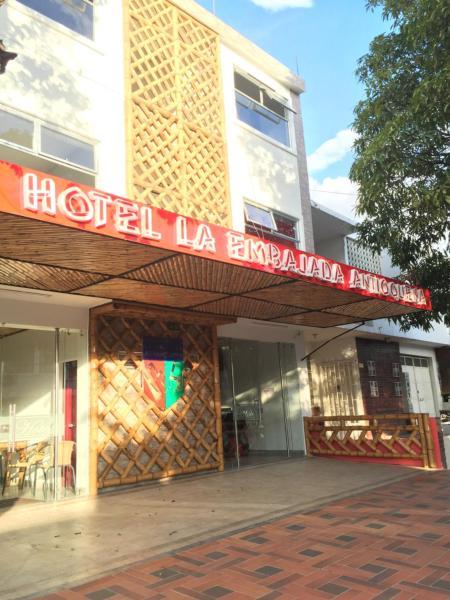 Hotel Pictures: Hotel la Embajada Antioqueña, Cúcuta