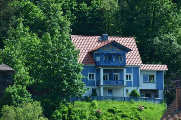 Hotel Pictures: Haus Abendsonne, Stadt Wehlen