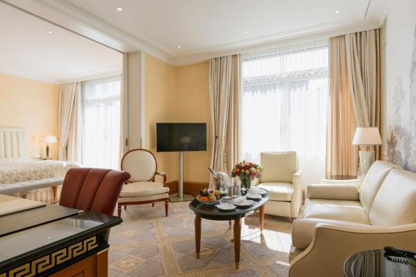 Deluxe Junior Suite with City View