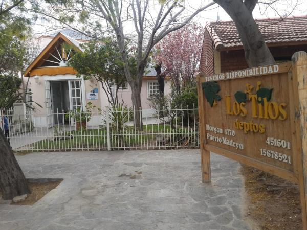 Hotelfoto's: Los Tilos, Puerto Madryn