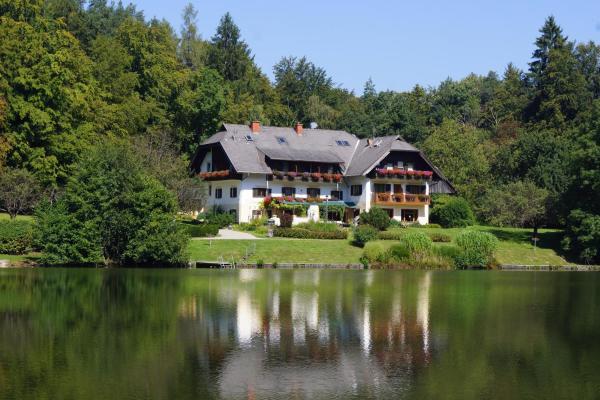 Hotelbilleder: Landgasthof Trattnig, Schiefling am See