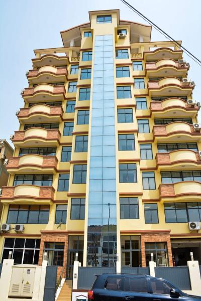 Фотографии отеля: Aparthotel Kalandula, Луанда