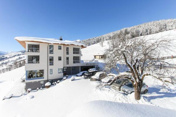 Hotellikuvia: Eberharthof, Saalbach Hinterglemm