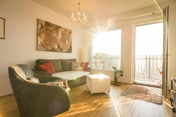 Hotellikuvia: Sky View Apartment Vienna, Wien