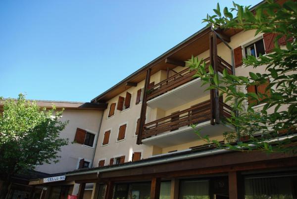 Hotel Pictures: Le Roseland, Brides-les-Bains