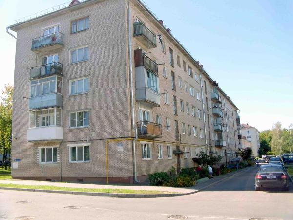 Hotel Pictures: Two-bedroom apartment, Maladzyechna