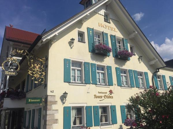 Hotelbilleder: Rosenstuben, Neustädtlein