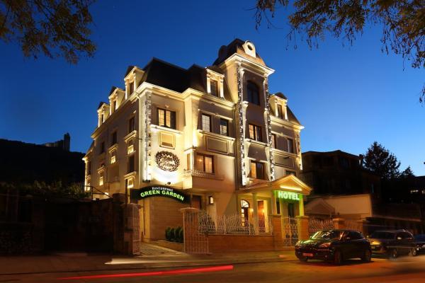 Hotellikuvia: Green Palace Hotel, Shumen