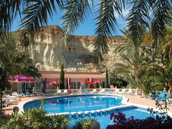 Hotel Pictures: Apartamentos Oasis de las Palmeras, Bolnuevo