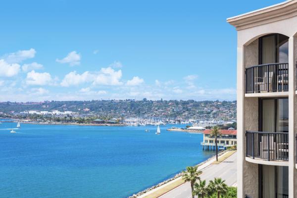 酒店图片: Hilton San Diego Airport/Harbor Island, 圣迭戈