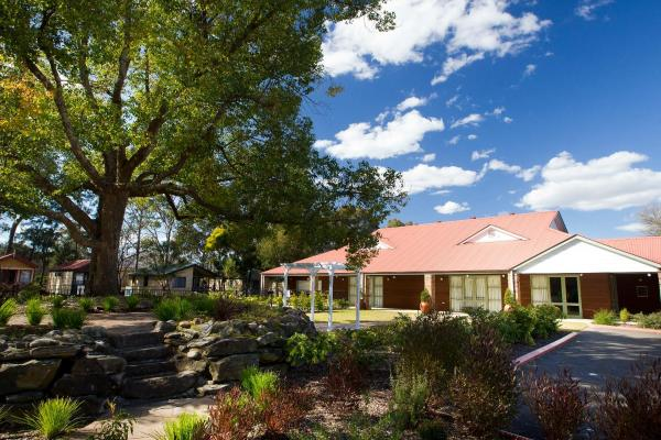 Zdjęcia hotelu: Gateway Lifestyle Nepean Shores, Penrith