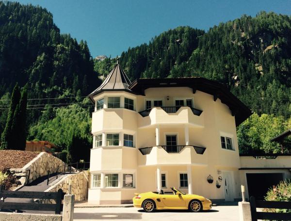 Hotelbilder: Turmchalet, Sankt Leonhard im Pitztal