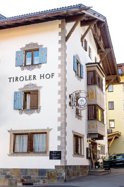 ホテル写真: Hotel Tirolerhof, ザーファウス