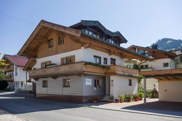 Zdjęcia hotelu: Haus Tiefenbacher, Brixen im Thale