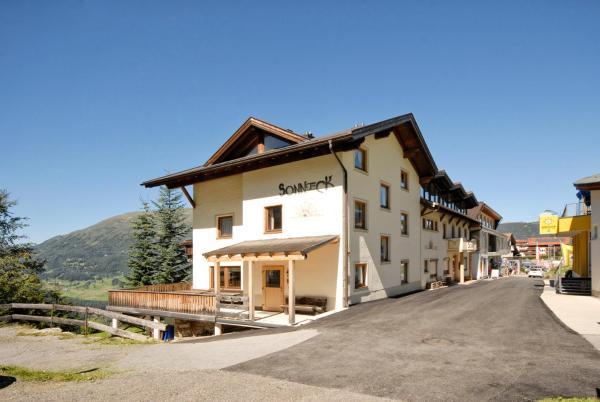 Fotografie hotelů: Sonneck Hochzeiger, Jerzens