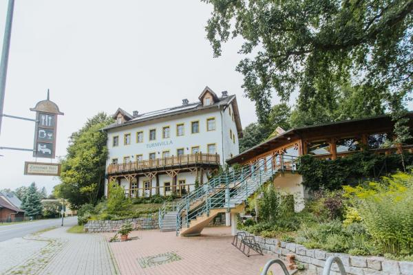 Hotelbilleder: Turmvilla Bad Muskau, Bad Muskau