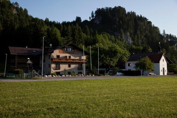 Foto Hotel: Der Tannenhof, Reutte